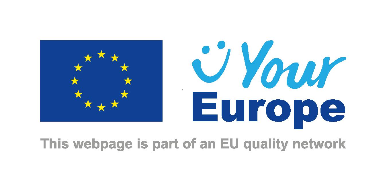 Logotyp för EU Quality network
