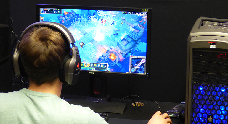 Ar Det Farligt Att Spela Datorspel Lansstyrelsen Vastmanland