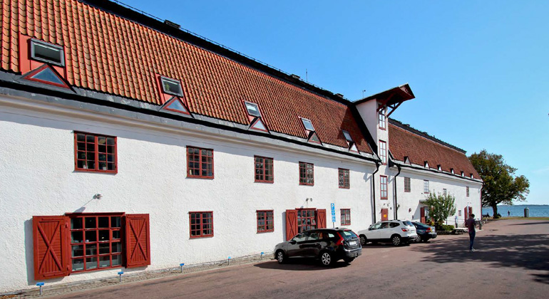 Tunnebodsmagasinet Stumholmen, Karlskrona
