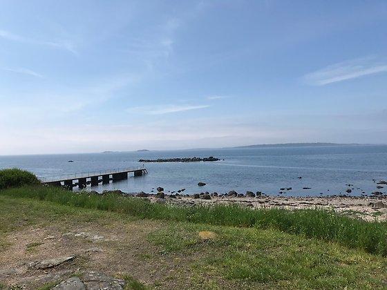 Torekov strand